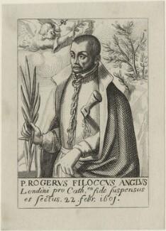 Roger Filcock, after Unknown artist - NPG D25345