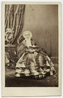 Marie Amelie Therese, Queen of the French, by Antoine Claudet - NPG x74620