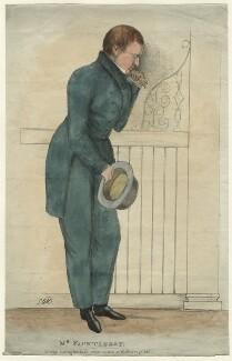 Henry Fauntleroy, by 'GEM' - NPG D31870