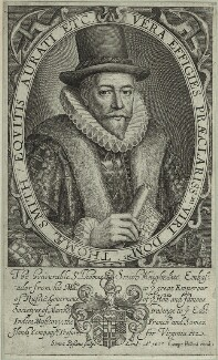 Sir Thomas Smythe (Smith), by Simon de Passe, published by  Compton Holland - NPG D25352