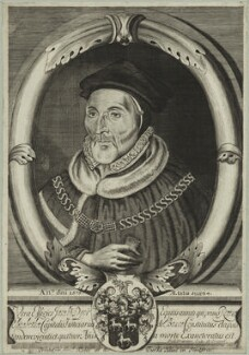 Sir James Dyer, by Jan Drapentier - NPG D25366