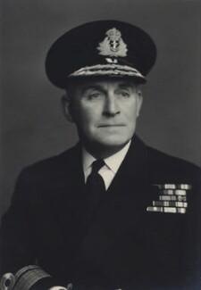 John Harvey Forbes Crombie, by Walter Stoneman - NPG x166869