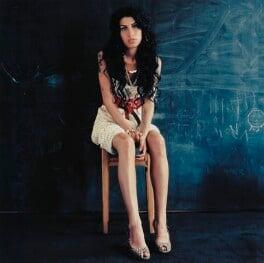 Amy Winehouse, by Mischa Richter, 24 July 2006 - NPG x131006 - © Mischa Richter