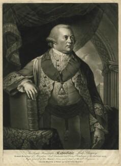 Cadwallader Blayney, 9th Baron Blayney, by Unknown artist - NPG D31881