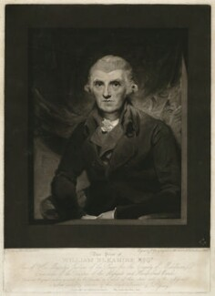 William Bleamire, by John Young, after  Sir Thomas Lawrence - NPG D31883