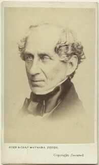 William Ewart, by John & Charles Watkins - NPG Ax8676