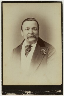 George Augustus Sala, by Imperial Photographic Co - NPG x38837