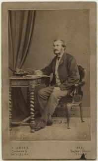 Sir Richard Strachey, by Henry Lenthall, 1866 - NPG x13035 - © National Portrait Gallery, London