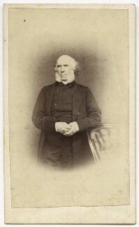 Josiah Bateman, by Samuel Stansfield Priestley - NPG x5795