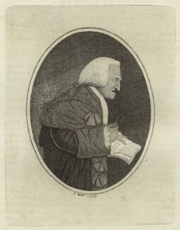 James Burnett, Lord Monboddo, by John Kay - NPG D31907