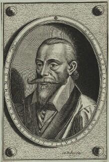 William Barclay, by Karel van Mallery - NPG D25382