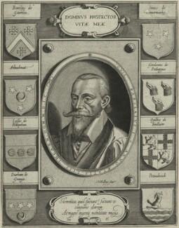 William Barclay, by Karel van Mallery - NPG D25383