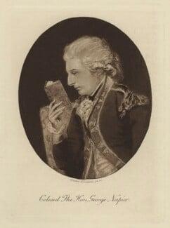George Napier, by Walker & Cockerell - NPG D31909