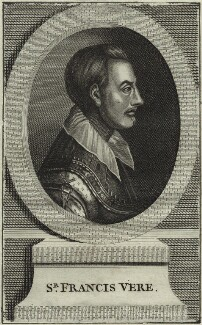 Sir Francis Vere, after Unknown artist - NPG D25393