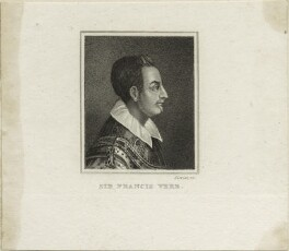Sir Francis Vere, by Robert William Sievier, 1820 - NPG D25394 - © National Portrait Gallery, London