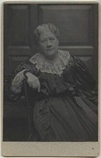 Jane Maria (née Grant), Lady Strachey, by Frederick Hollyer - NPG x13048