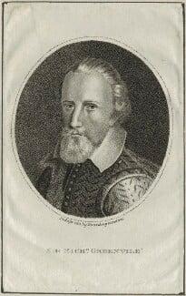 sir richard grenville poem