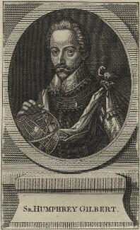 Sir Humphrey Gilbert, after Unknown artist - NPG D25425