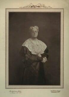 Jane Maria (née Grant), Lady Strachey, by The Canadian Studio - NPG x13059