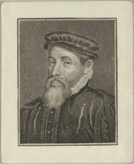 Sir Thomas Gresham, after Unknown artist - NPG D25437