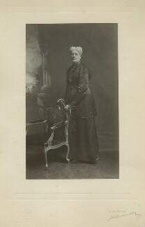 Jane Maria (née Grant), Lady Strachey, by John Thomson & John Newlands (Messrs Thomson) - NPG x13062