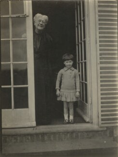 Jane Maria (née Grant), Lady Strachey; Barbara Strachey, by Ray Strachey - NPG x129605