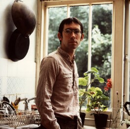 Ian McEwan, by Mark Gerson - NPG x88235