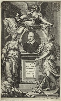William Shakespeare, by Michael Vandergucht, 1709 - NPG D25484 - © National Portrait Gallery, London