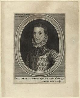 Sir Philip Sidney, by Frederick Hendrik van Hove - NPG D25491