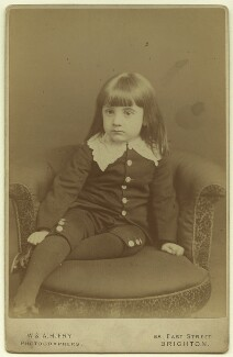 Lytton Strachey, by W. & A.H. Fry (Walter & Allen Hastings Fry), circa 1885 - NPG x13079 - © National Portrait Gallery, London