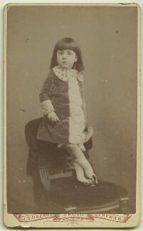 Lytton Strachey, by John Smith Hazard, circa 1883 - NPG x13076 - © National Portrait Gallery, London