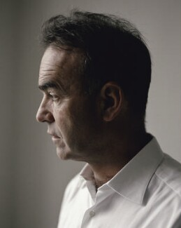 Nick Broomfield, by Paul Stuart - NPG x131026