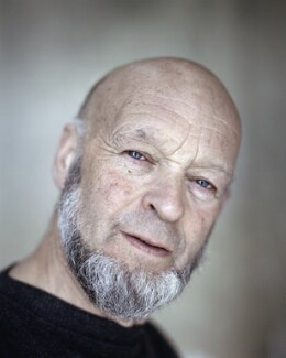 Michael Eavis, by Paul Stuart - NPG x131027