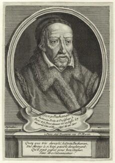 George Buchanan, by Étienne Jehandier Desrochers - NPG D25513