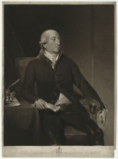 probably William Ward, by Joseph Grozer, after  Sir Thomas Lawrence - NPG D31913