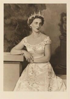 Princess Marina, Duchess of Kent, by Dorothy Wilding - NPG x24409