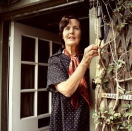 Barbara Mary Crampton Pym, by Mark Gerson - NPG x88238