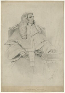 Sir William Bolland, by Thomas Bridgford - NPG D31931
