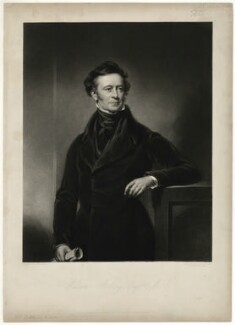 William Bolling, by Samuel William Reynolds, printed by  Brooker & Harrison, published by  Thomas Agnew, after  Benjamin Rawlinson Faulkner - NPG D31932