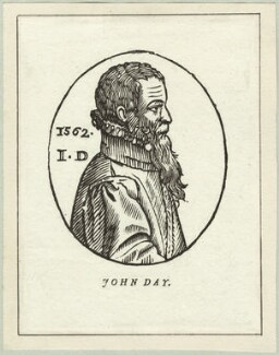John Day, after Unknown artist - NPG D25571