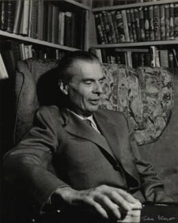 Aldous Huxley, by Ida Kar - NPG x131074