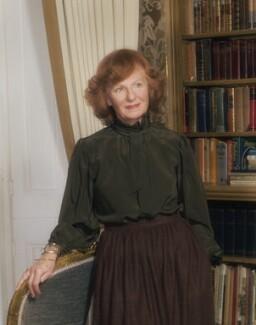 Alma Lillian Birk, Baroness Birk of Regent's Park, by Bern Schwartz - NPG P1144