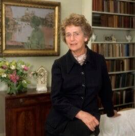 Dame Peggy Ashcroft, by Bern Schwartz - NPG P1137