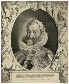 Rudolf II, Holy Roman Emperor, by Pieter van Sompel - NPG D25602