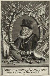 Rudolf II, Holy Roman Emperor, by Johann Alexander Böner - NPG D25606