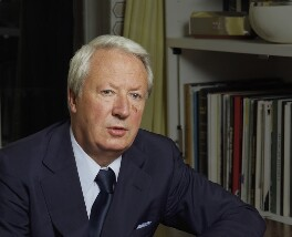Sir Edward Heath, by Bern Schwartz - NPG P1182