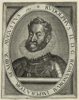 Rudolf II, Holy Roman Emperor, after Unknown artist - NPG D25610