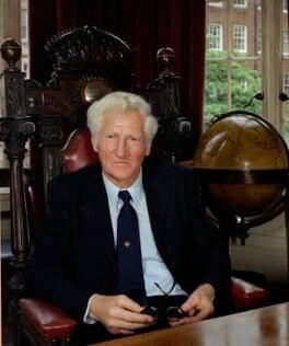 John Hunt, Baron Hunt, by Bern Schwartz - NPG P1189