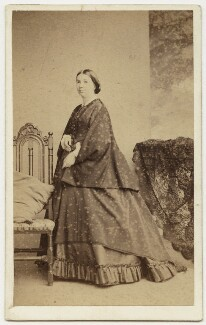 Margaret Oliphant Wilson Oliphant, by Thomas Rodger - NPG x8721