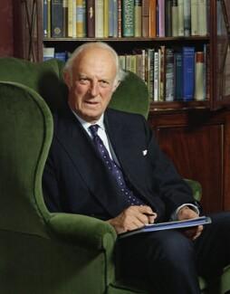 Sir Fitzroy Hew Royle Maclean, 1st Bt, by Bern Schwartz - NPG P1200